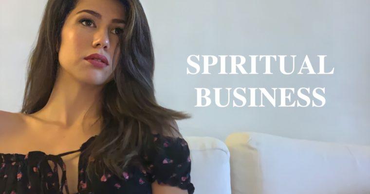 スピリチュアルビジネス